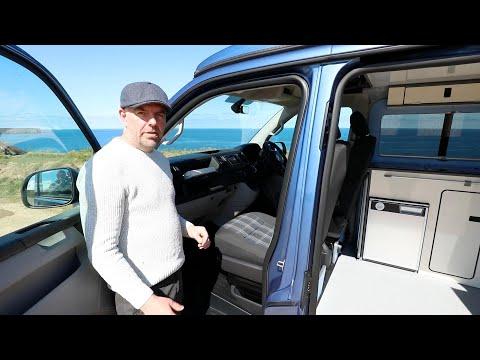 Ecowagon Classic VW Camper Van Conversion Tour Video