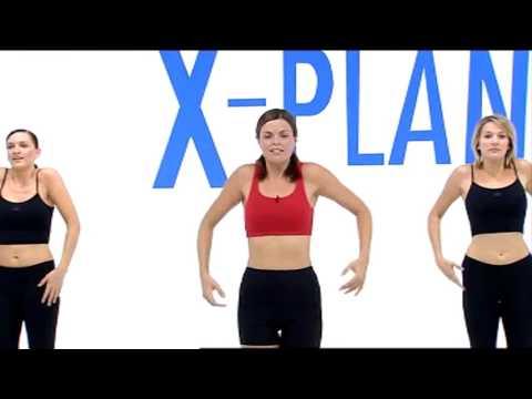 X Plan - Супер похудение. Как быстро снизить вес в домашних условиях? Гимнастика для похудения