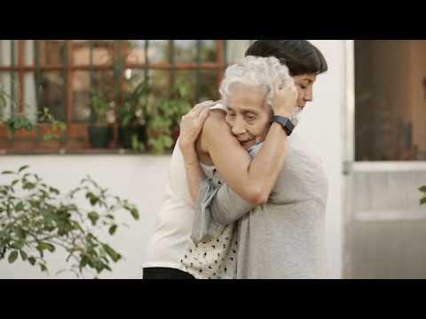 El abrazo postergado - spot TV Abuelas 2018