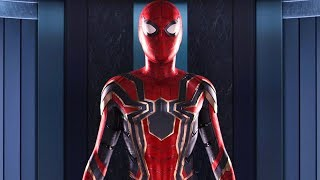 Iron Spider Suit - Tony Stark & Peter Parker Scene - Spider-Man: Homecoming (2017) Movie CLIP HD