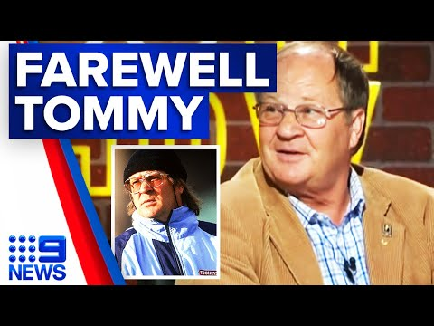 Rugby league legend Tommy Raudonikis dies | 9 News Australia