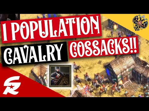3v3 with Russia and Cossacks!! | Classic & Casual | Age of Empires III