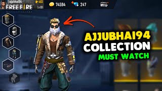 Ajjubhai Free Fire Collection | Total Gaming Best Collection - Garena Free Fire