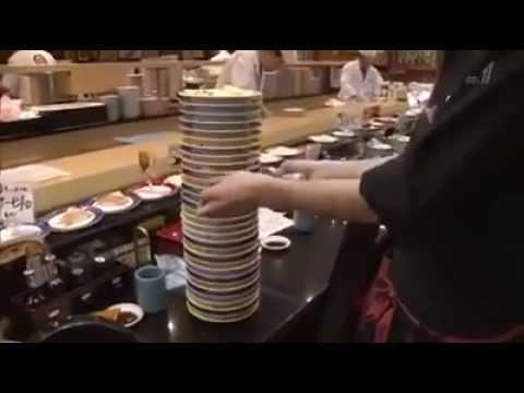Video Restoran Jepang Keren Canggih