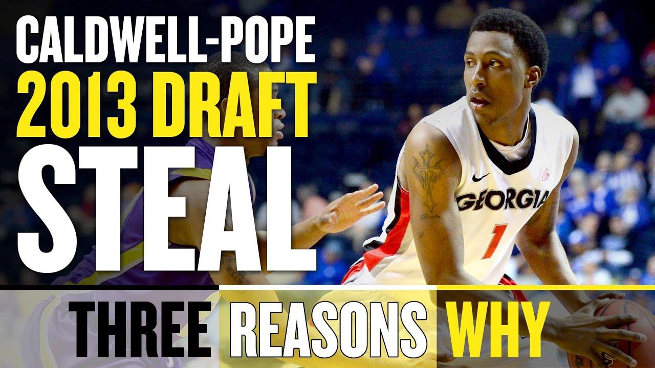 2013 NBA Draft: Kentavious Caldwell-Pope is the ultimate sleeper (Three Reasons Why) thumbnail