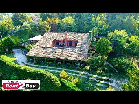 Umbria Terni in a panoramic Hill Farmhouse restored 650 sqm