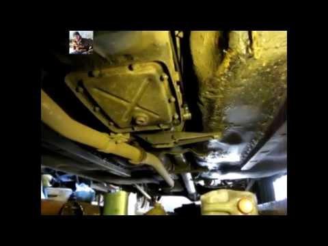 Фото к видео: Замена масла в коробке передач ВАЗ - КПП