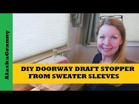 This Quick & Easy DIY Project Will Keep the Cold Out