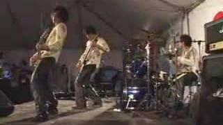 The Emeralds Japanese Rock music Samurai R&R Trio