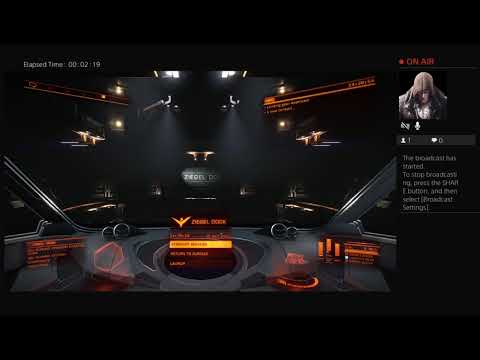 Elite: Dangerous Wu Guinagi System Making Money & imperial