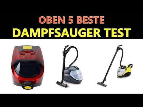 Beste Dampfsauger Test 2018