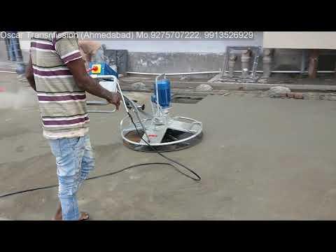 Concrete Power Floater