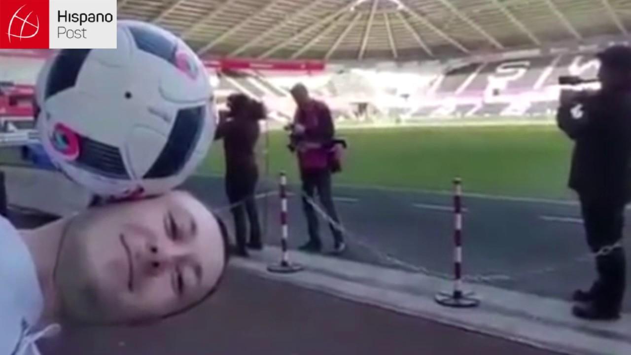 """El """"ogro"""" Mourinho le arruinó un truco a un fanático"""