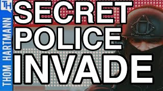 Unmasking Portland's Secret Police Kidnapping Peaceful Protesters (w/ Aaron Mesh)
