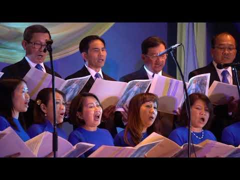 Lời kinh đêm dâng Mẹ – Sáng tác: Phan Hùng – Trình bày: Ca đoàn Thánh Tâm, North Hills