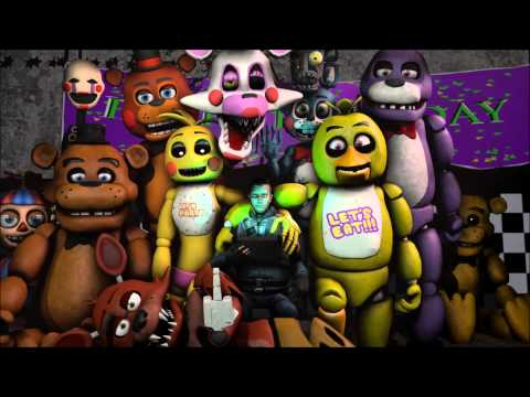 Nightcore Die In a Fire (FNAF 3) (видео)
