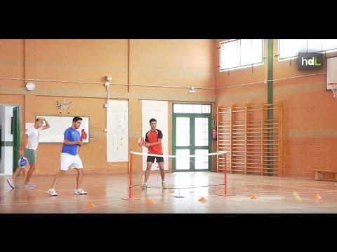 Returnball, un nuevo deporte para fomentar el ejercicio