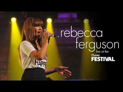 Rebecca Ferguson Live at the iTunes Festival: London 2012