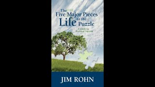 The Five Major Piece to the Life Puzzle - Audiobook By Jim Rohn