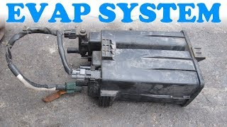 How the EVAP System and Gas Tank Work