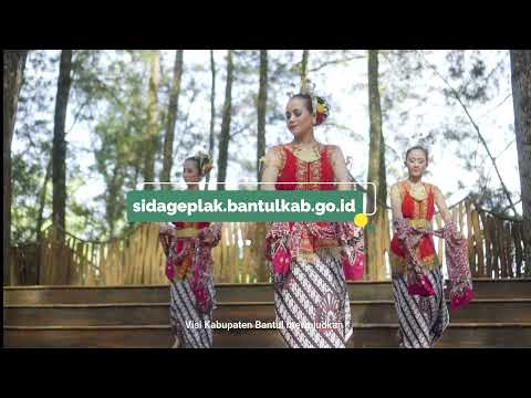 Inovasi SIDAGEPLAK BANTUL ( Sistem Informasi Data Geospasial Pembangunan Kabupaten Bantul)