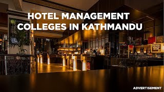 BHM College in Nepal | Bachelor of Hotel Management College Kathmandu | Colleges Nepal
