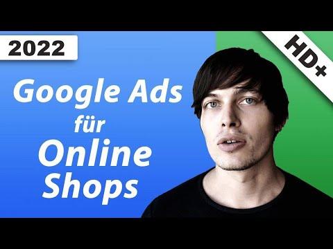 Google Ads für Online Shops