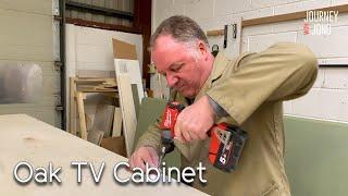 Hillmorton Locks Oxford Canal And New TV Cabinet