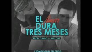 Pandesousa   El Amor Dura Tres Meses Ft. Reis Belico [Official Audio]