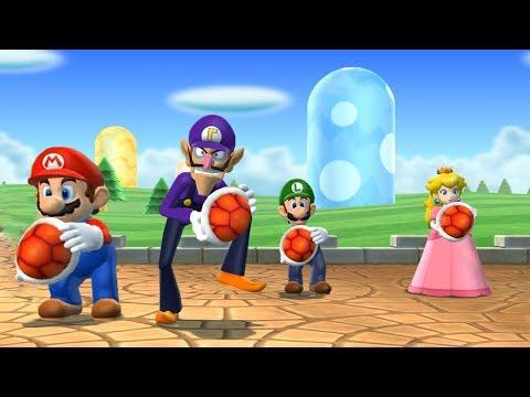【マリオパーティ9】マリオ対ワルイジ対ルイジ対ピーチマスター|ファンマリオゲーム