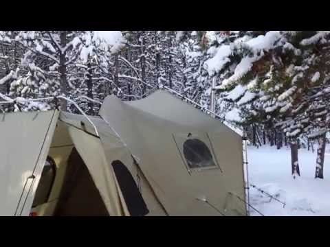 Cabela tent winter comforts & Search result youtube video outfitter+tent