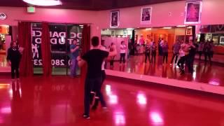 Cumbia, Salsa and Bachata Dance Class Friday Night in Orange County at OC Dance Studio - No partners