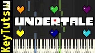 undertale ost piano - TH-Clip