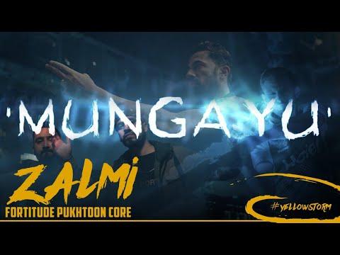 Munga Yu | Peshawar Zalmi | Fortitude Pukhtoon Core