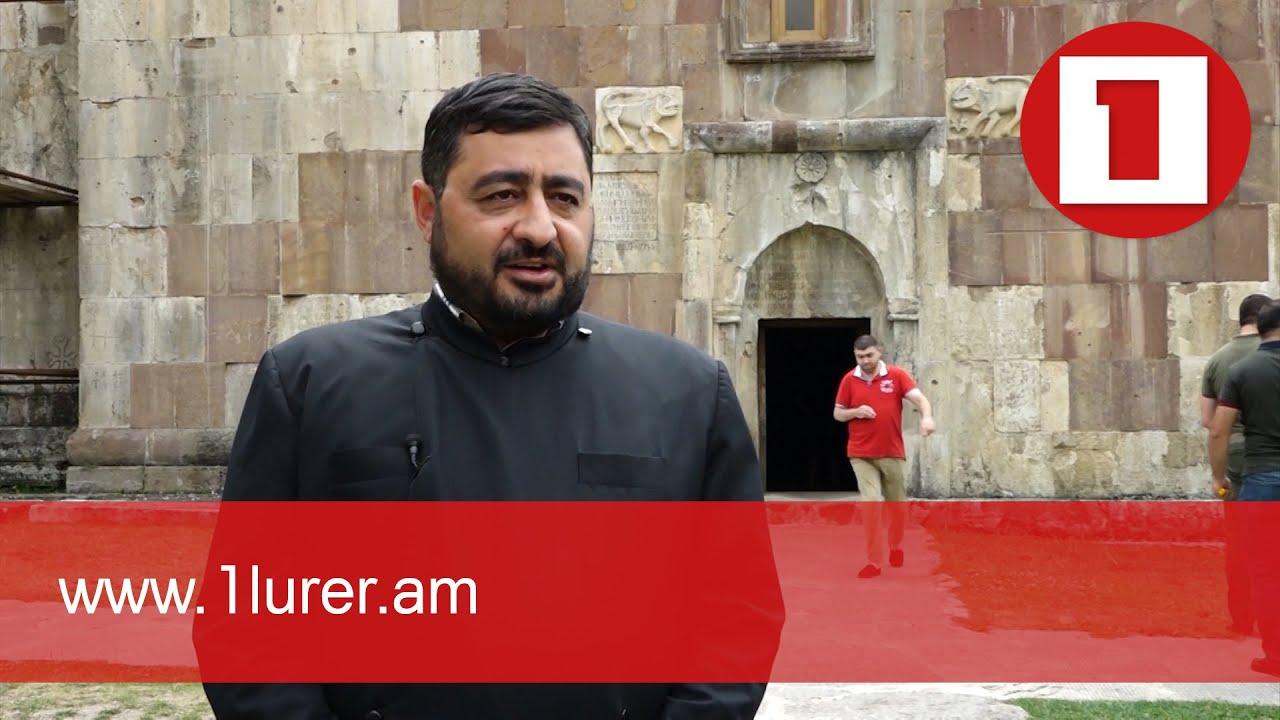 Bakı erməni dindarların Dadivanka girişinə mane olur
