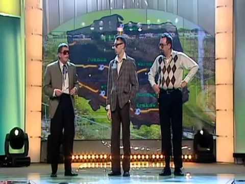 Kabaret Neo-Nówka - Polacy na Euro 201