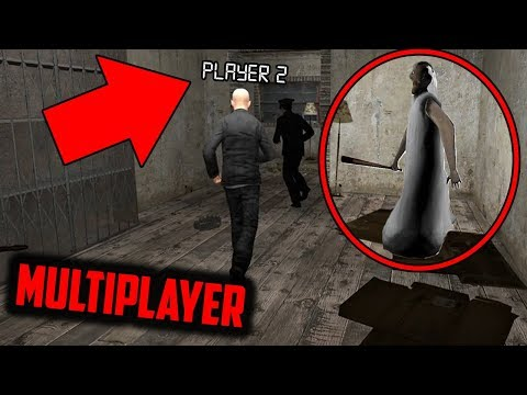 Download Granny Horror Game MULTIPLAYER with 3 PLAYERS! (Granny Horror Game Roleplay Part 2) Mp4 HD Video and MP3