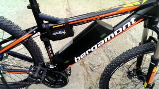 Электровелосипед bergamont evel