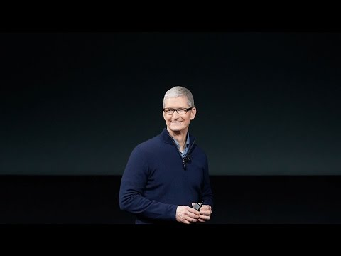 Apple – Special Event Keynote – October 2016