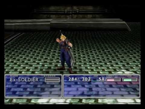 Final Fantasy VII PC Mods (2013)