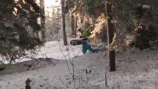 Zimovanje u šatoru