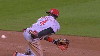 MLB Flashy Plays