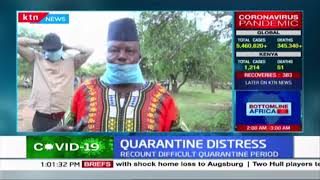 Ugandan authorities release 23 Kenyan herders and businessmen after 21 days forced quarantine