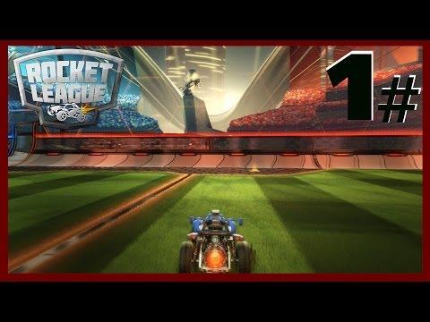 Gameplay de Rocket League
