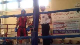 preview picture of video 'Israel boxing national championship - 2013 Yahnovich - Shada'