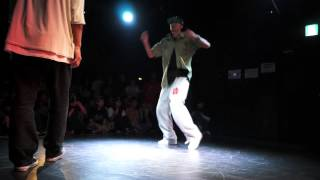 oSaam vs KYOGO_THE GAME HIP HOP_FINAL BATTLE_2015.7.5