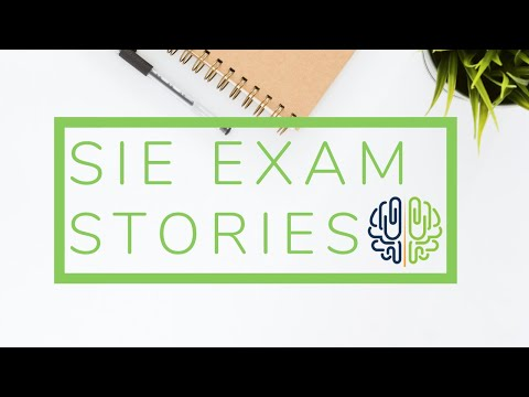 What You Will See on the SIE Exam (according to Reddit) - YouTube