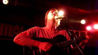 Johnny Flynn - Wayne Rooney (Hamburg Molotow - 02.12.2010)