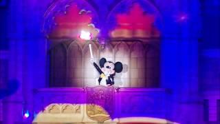 Celebrate! Tokyo Disneyland (初日初回公演)