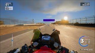 RIDE 3 - Honda Team Honda Endurance Racing 2017 - Test Ride Gameplay (HD) [1080p60FPS]